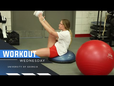 Workout Wednesday: University of Georgia Bulldogs