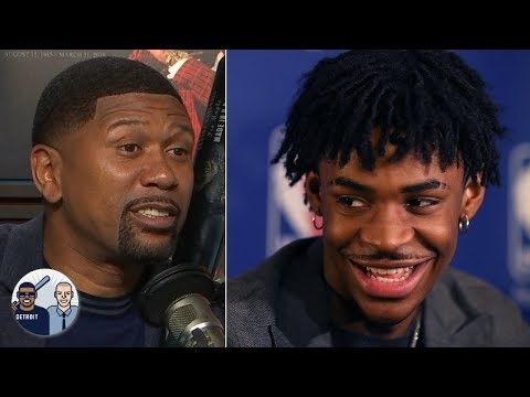 Jalen Rose loves that Ja Morant embraced his dad being his 'first hater' | Jalen & Jacoby