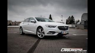 Opel Insignia 2 0 Turbo 260 test PL Pertyn Ględzi
