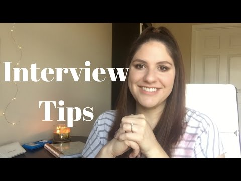 Pharmacy School Interview | Tips and Advice