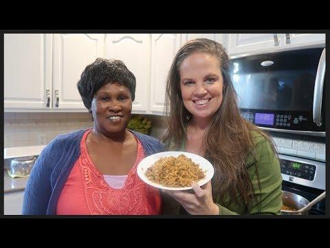 Cook with Mathe and I - Kenyan Pilau!! thumbnail