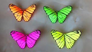 Baixar Origami Schmetterling basteln mit Papier - Deko für Zimmer selber machen - DIY Geschenk. Bastelideen