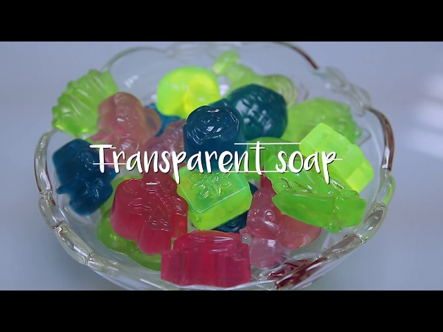 Purely Palm: The Making of Transparent Soaps