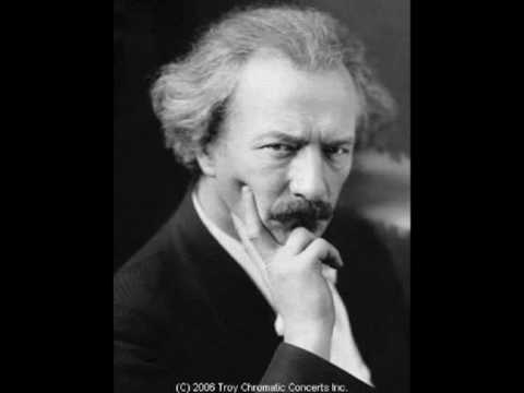 I.J.Paderewski - Violin Sonata - A minor - 1st mov. - Adam Kostecki (vl) - Gunther Hauer (pn)