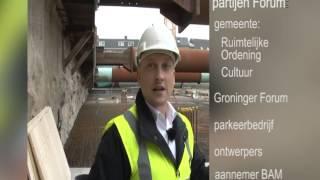 ADR-30-9-2014: laatste hellingbaan & eerste staal, portret projectleider Forum