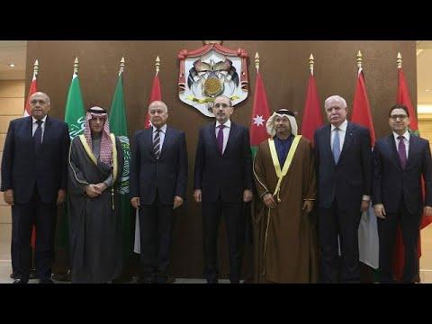 Arab ministers counter-attack on Jerusalem status