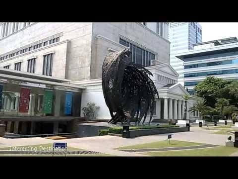 National Museum of Indonesia (Museum Gajah) - Jakarta tourist destination was build in 1778