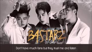 [HD] BASTARZ feat. Incredible (인크레더블) - Sue Me (배째) [English Subbed]