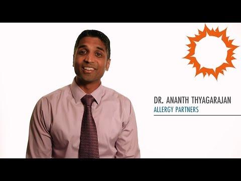 Symptoms of food allergies