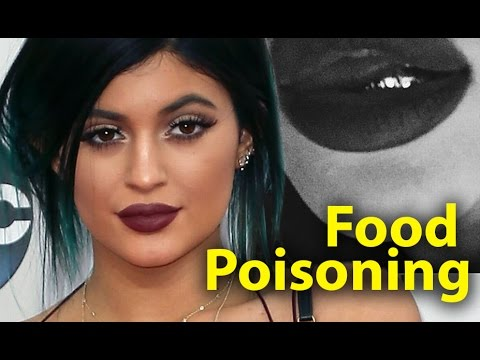 Kylie Jenner Has Food Poisoning, People!