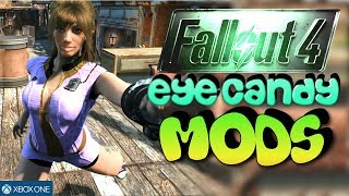 Fallout 4 Clothing Mods (XB1) Summer 111 Jumpsuits (CBBE)