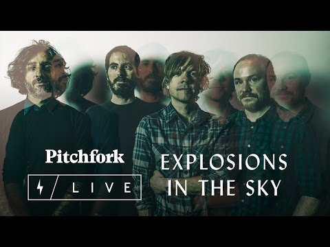 Explosions in the Sky @ Capitol Theatre  Pitchfork