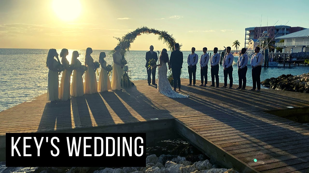 A beautiful new contemporary 199 guest room luxury resort in the heart of the florida keys, isla bella is perfectly nestled on one of the. Beautiful Wedding At Isla Bella Beach Resort Youtube