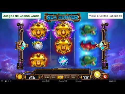 Los Mejores Juegos de Casino Gratis - Sea Hunter