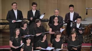 白明奇醫師作詞,劉聖賢老師譜曲,由山嵐合唱團於106/12/9在熱蘭遮失智...