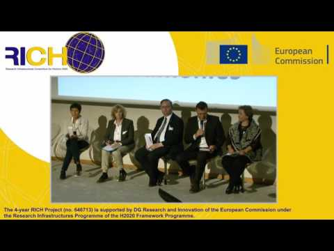 European Research Infrastructures: RICH Information day on WP2016-2017
