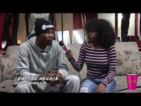 THE TRAP Interview w/ Compton Menace