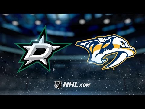 Josi leads Predators to 5-3 comeback win vs. Stars