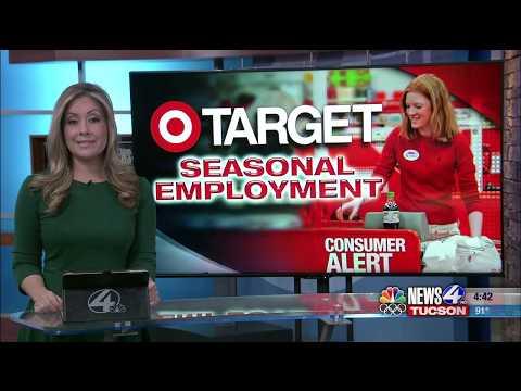 Target Hiring Seasonal Workers