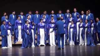 psm mercu buana les djinns 11th busan choral festival competition 2015 busan