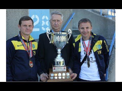 FC Ukraine United vs Burlington SC 5-2. SECOND DIVISION CHAMPIONSHIP – Final.
