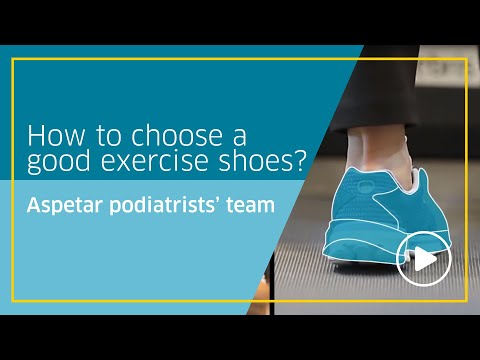 How to choose a good exercise shoes?