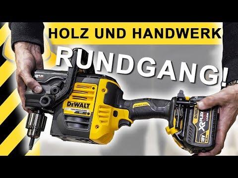 NEUES WERKZEUG! HOLZ-HANDWERK