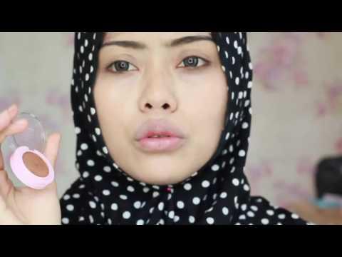 Tutorial makeup untuk pemula (basic makeup) - YouTube
