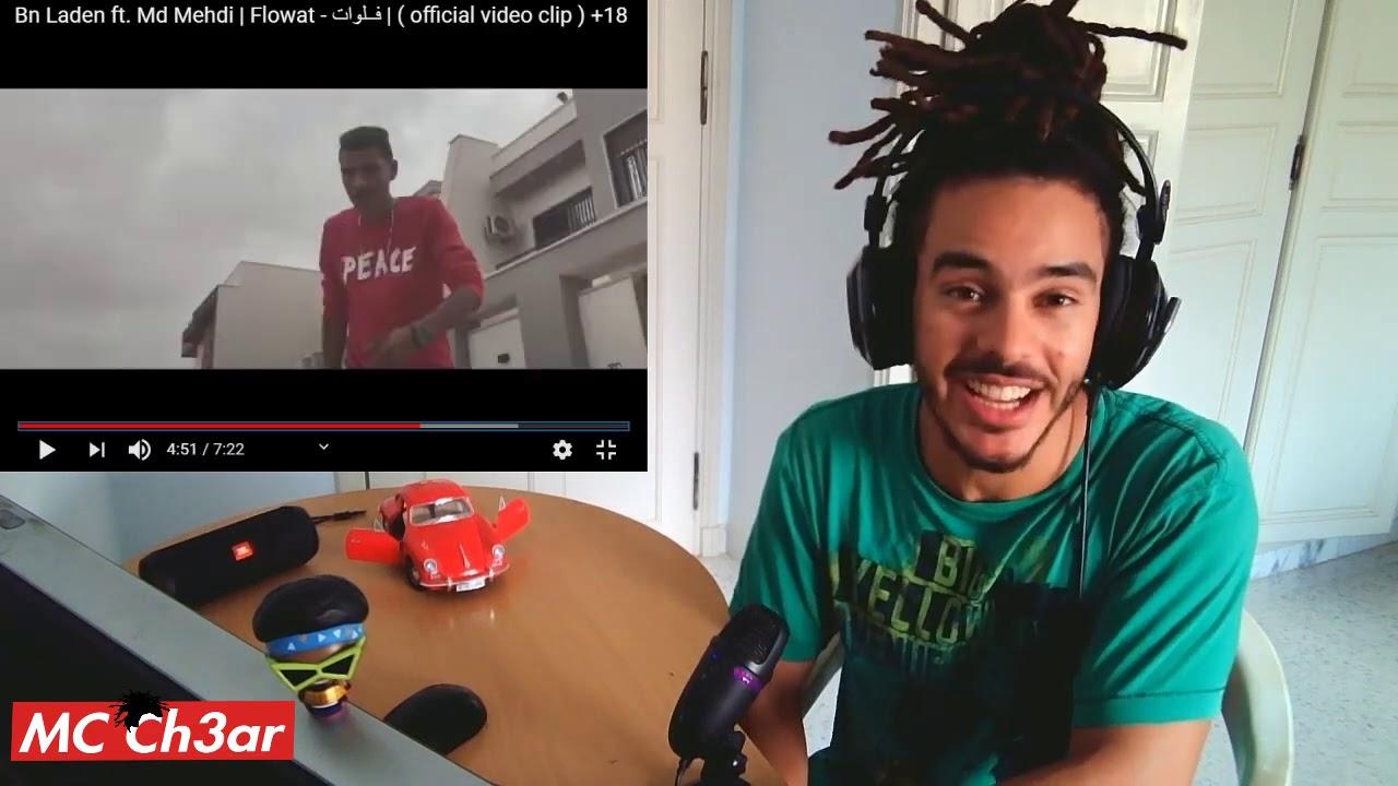 Download Bn Laden ft. Md Mehdi | Flowat - فــلوات   ( 🇱🇾🇹🇳ردة فعل تونسي  ) | Ch3ar Reaction