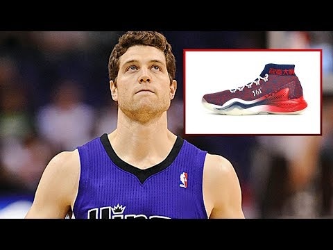 10 NBA Players You Didn't Know Have(Had) Signature Shoes