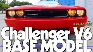 Is it Really Worth Buying a BASE V6 Dodge Challenger VS Saving Up for a V8 HEMI ?!?