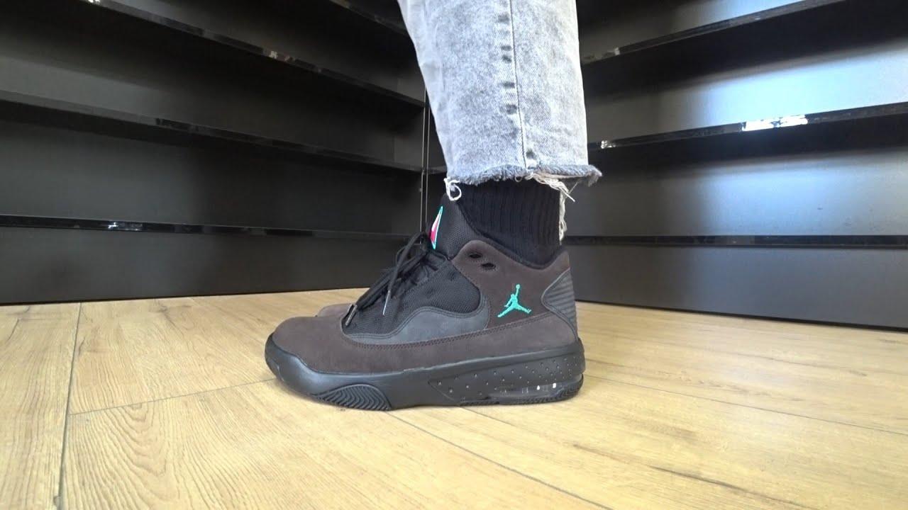 Jordan Max Aura 2 (DC9188-200) Brown Onfeet Review | sneakers.by