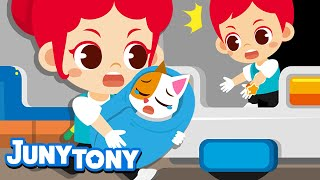 Animal Rights Activist | Jobs & Occupations Songs for Kids | Children's Job Experience | JunyTony