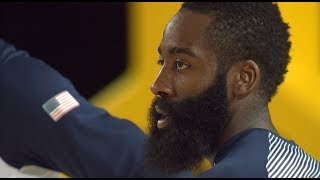 CRAZY New Zealand's Haka v USA @ 2014 FIBA Basketball World Cup thumbnail