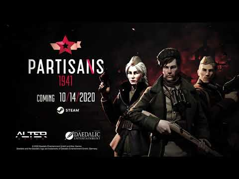 Partisans 1941 - Coming 10/14/2020!