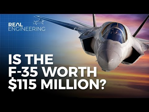 The Man Cave - Is The F-35 Worth $115 Million?