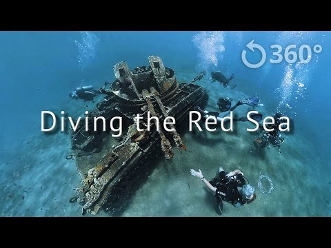 Diving the Red