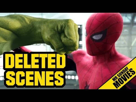 CAPTAIN AMERICA: CIVIL WAR Deleted Scenes, Extended Cut & Missing Characters