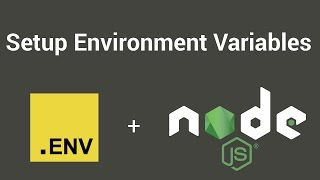 Setup environment variables with Node.js + Dotenv Tutorial Mp3