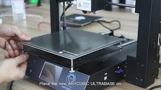 Two options to upgrade your i3 Mega with ULTRABASE