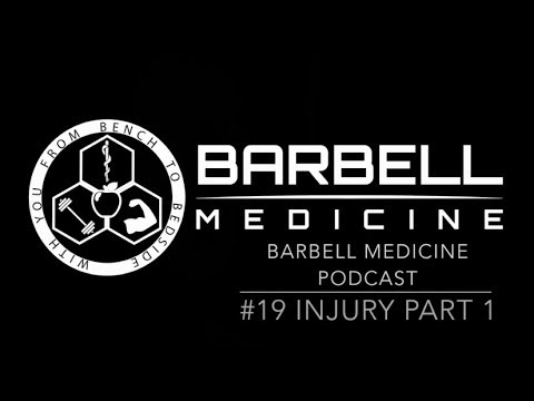 Episode 19: Pain and Injury Management for Lifters