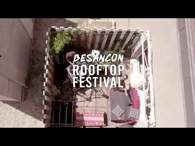 La Cellule Crew - DJ Set @ Besançon Rooftop Festival 2020