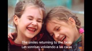 The Beatles (George Harrison) - Here Comes The Sun - Lyrics Español English