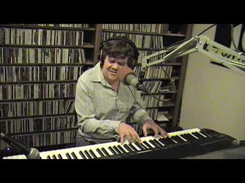 Gabe Dixon - All Will Be Well - Live in the Lightning 100 studio