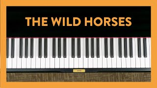 The Wild Horses - Piano Lesson 39 - Hoffman Academy