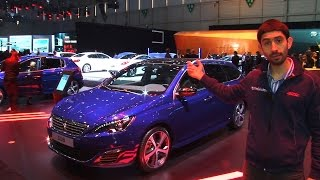 Le Peugeot sportive
