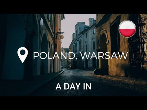 Travel VLOG: 🇵🇱 Poland, Warsaw DAY 1