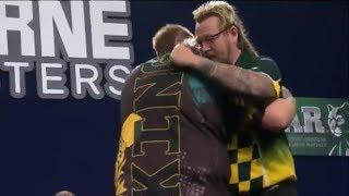2018 Melbourne Darts Masters Round 1 Whitlock vs Cadby