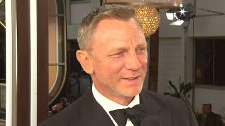Daniel Craig TEASES His Final James Bond Movie | Golden Globes 2020