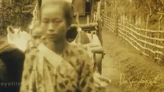 kecapi suling Sunda dengan suasana video pedesaan jaman dulu